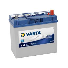 VARTA BLUE (C22) 12V.52AH 470A.+D