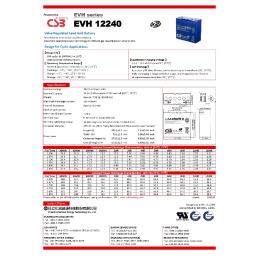 CSB- 12V. 24AH (181X76X179)CICLICA 5-8
