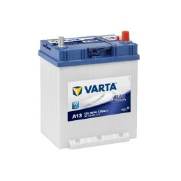 VARTA BLUE (A13) 12V. 40AHA. 330+D JAPON
