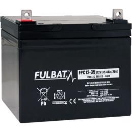 FULBAT FPC12-35 (T5)35Ah AGM CICLICA