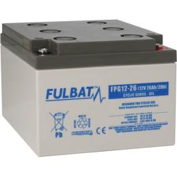 FULBAT FPG12-26(T12)26Ah GEL CICLICA