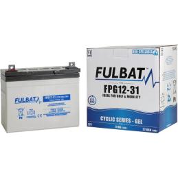 FULBAT FPG12-31(T5)31Ah GEL CICLICA