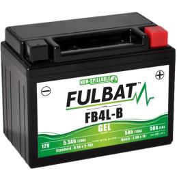 FULBAT YB4L-B GEL(12V 5AH)550916