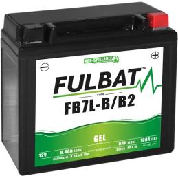 FULBAT FB7L-B/B2 GEL+D(12V 8AH)550995