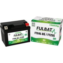 FULBAT FTX4L-BS/FTZ5S GEL HC GEL 5Ah+D