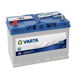 VARTA BLUE (G8) 12V. 95AH 830A.+I JAPON