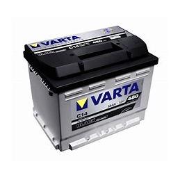 VARTA BLACK (C14) 12V 56AH 480A.+D (242X