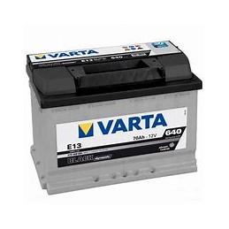 VARTA BLACK (E13) 12V 70AH 640A +D (278X