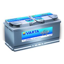 VARTA START-STOP (H15) 12V- 105AH 950A +