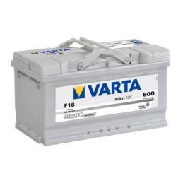 VARTA SILVER (F18) 12V 85AH 800A +D (315
